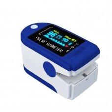 Deguonies matuoklis - Pulsoksimetras