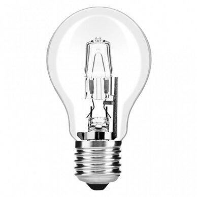 Halogeninė lemputė A55 42W E27 220-240V Greelux