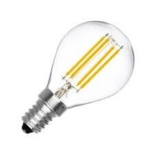 LED FILAMENT LEMPUTĖ G45 4W E14 220-240V GREELUX (3000K)