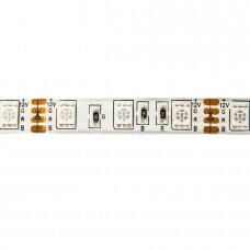 LED JUOSTA LED strip 14,4W RGB IP65