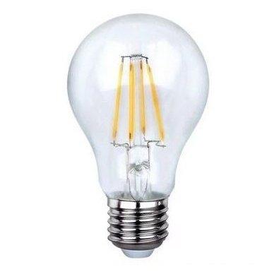 LED FILAMENT LEMPUTĖ E27 G45 filament bulb 4W WW