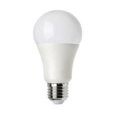 LED LEMPUTĖ E27 A65 bulb 18W WW