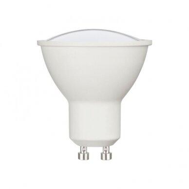LED LEMPUTĖ GU10 8W GREELUX (2700K)