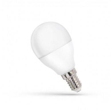 LED LEMPUTĖ P45 5W E14 GREELUX (2700K)