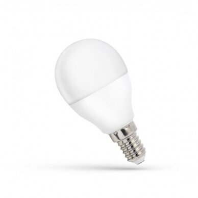 LED LEMPUTĖ P45 7W E14 GREELUX (2700K)