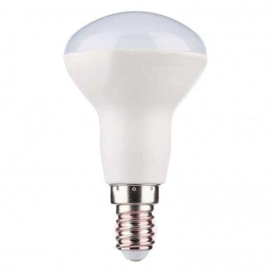 LED LEMPUTĖ R50 6W GREELUX (2700K)