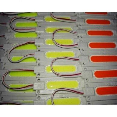 LED MODULIS Module 2.0W green CW COB