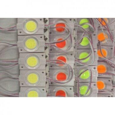 LED MODULIS Module 2.4W blue CW COB