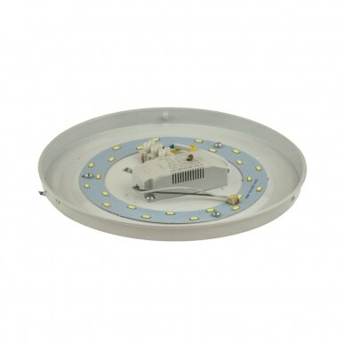 LED ŠVIESTUVAS Kyrk sensor ceiling light 12W DW 2