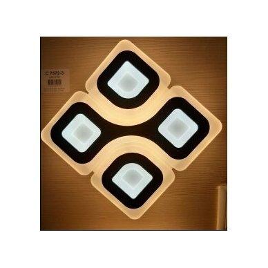 Sieninis LED šviestuvas Utrevo
