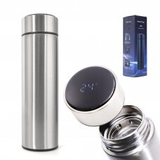 "Termosas su LCD ekranėliu ""Smart Cup"", 500 ml"