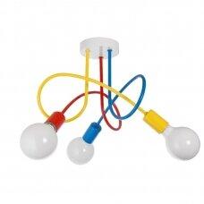 Vaikiškas šviestuvas W-LOOP/3 MIX